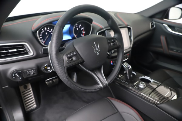 New 2020 Maserati Ghibli S Q4 GranSport for sale $95,785 at Bentley Greenwich in Greenwich CT 06830 12
