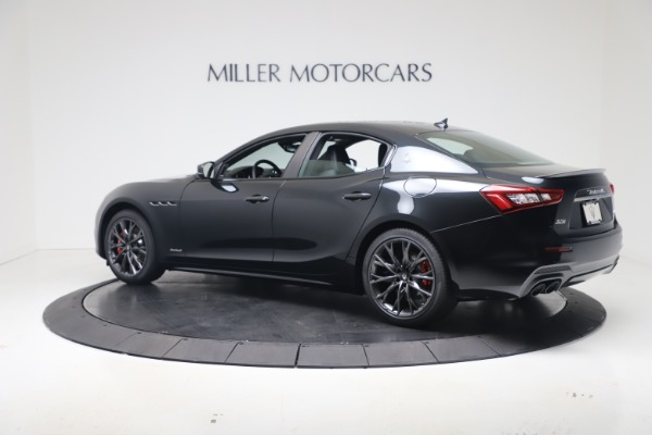 New 2020 Maserati Ghibli S Q4 GranSport for sale $95,785 at Bentley Greenwich in Greenwich CT 06830 4