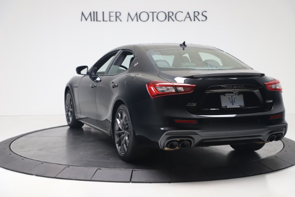 New 2020 Maserati Ghibli S Q4 GranSport for sale $95,785 at Bentley Greenwich in Greenwich CT 06830 5