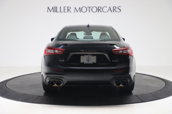 New 2020 Maserati Ghibli S Q4 GranSport for sale $95,785 at Bentley Greenwich in Greenwich CT 06830 6
