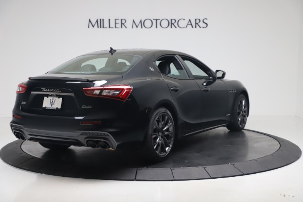 New 2020 Maserati Ghibli S Q4 GranSport for sale $95,785 at Bentley Greenwich in Greenwich CT 06830 7