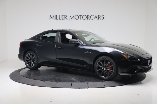 New 2020 Maserati Ghibli S Q4 GranSport for sale $95,785 at Bentley Greenwich in Greenwich CT 06830 9