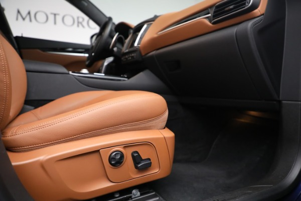 New 2020 Maserati Levante Q4 for sale $81,035 at Bentley Greenwich in Greenwich CT 06830 18