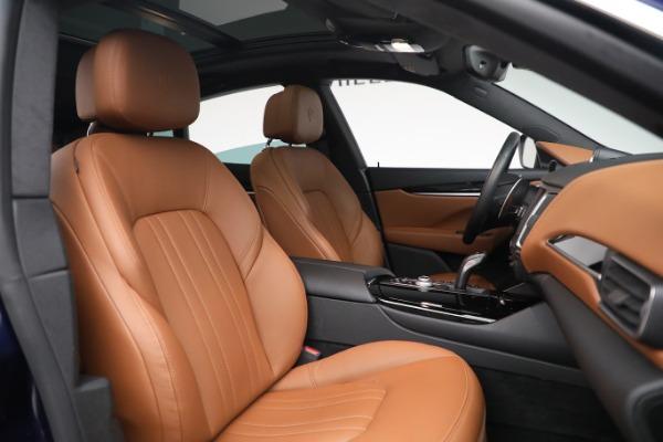 New 2020 Maserati Levante Q4 for sale $81,035 at Bentley Greenwich in Greenwich CT 06830 19
