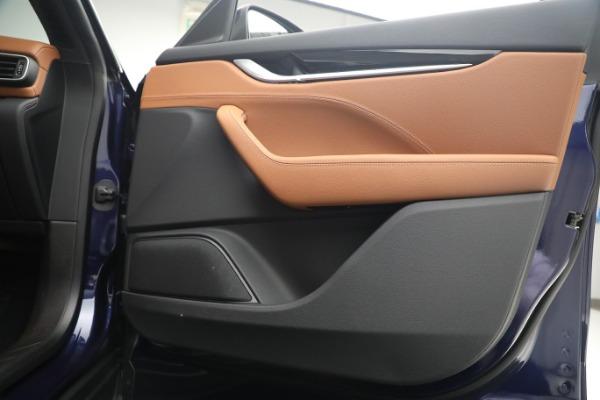 New 2020 Maserati Levante Q4 for sale $81,035 at Bentley Greenwich in Greenwich CT 06830 20