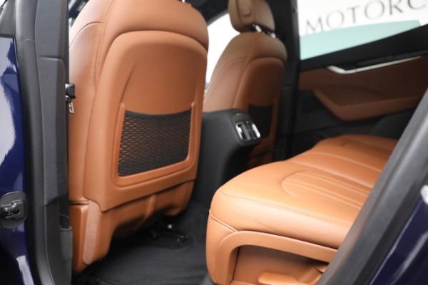 New 2020 Maserati Levante Q4 for sale $81,035 at Bentley Greenwich in Greenwich CT 06830 21