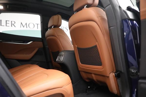 New 2020 Maserati Levante Q4 for sale $81,035 at Bentley Greenwich in Greenwich CT 06830 24
