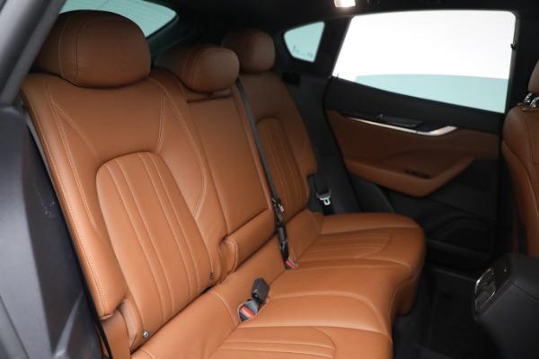 New 2020 Maserati Levante Q4 for sale $81,035 at Bentley Greenwich in Greenwich CT 06830 25