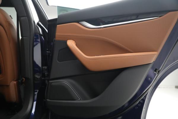 New 2020 Maserati Levante Q4 for sale $81,035 at Bentley Greenwich in Greenwich CT 06830 26