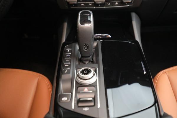 New 2020 Maserati Levante Q4 for sale $81,035 at Bentley Greenwich in Greenwich CT 06830 27