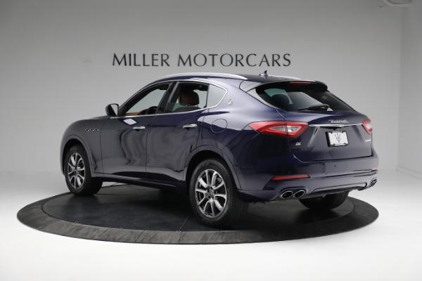 New 2020 Maserati Levante Q4 for sale $81,035 at Bentley Greenwich in Greenwich CT 06830 6
