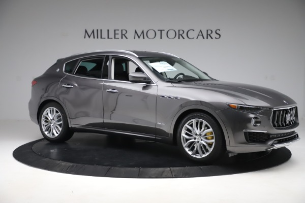 New 2020 Maserati Levante Q4 GranLusso for sale $87,885 at Bentley Greenwich in Greenwich CT 06830 10