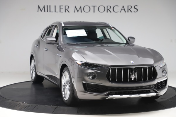 New 2020 Maserati Levante Q4 GranLusso for sale $87,885 at Bentley Greenwich in Greenwich CT 06830 11