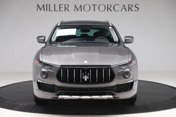 New 2020 Maserati Levante Q4 GranLusso for sale $87,885 at Bentley Greenwich in Greenwich CT 06830 12