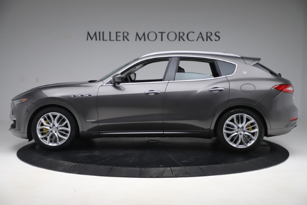New 2020 Maserati Levante Q4 GranLusso for sale $87,885 at Bentley Greenwich in Greenwich CT 06830 3