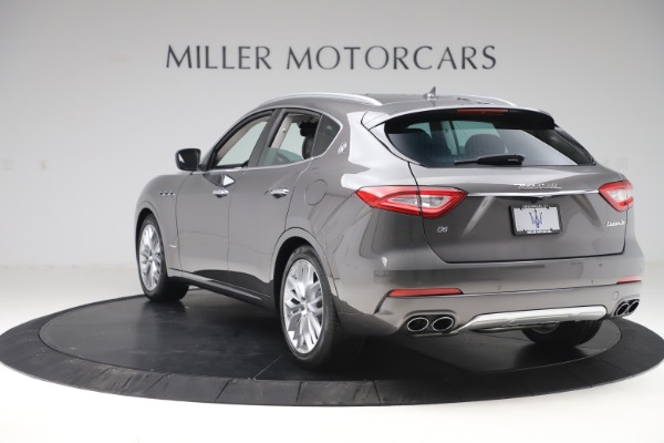 New 2020 Maserati Levante Q4 GranLusso for sale $87,885 at Bentley Greenwich in Greenwich CT 06830 5