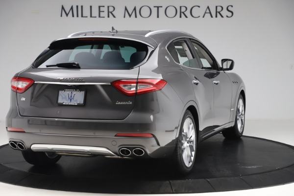 New 2020 Maserati Levante Q4 GranLusso for sale $87,885 at Bentley Greenwich in Greenwich CT 06830 7