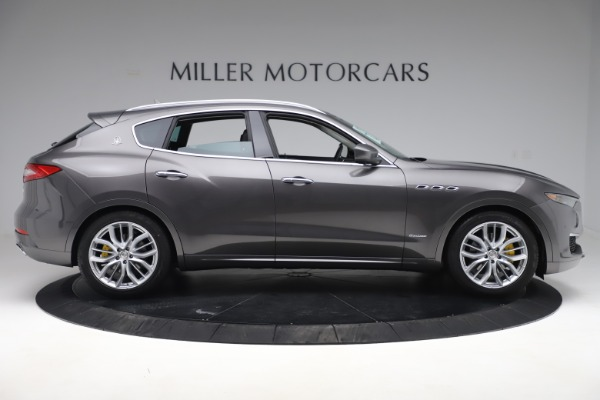 New 2020 Maserati Levante Q4 GranLusso for sale $87,885 at Bentley Greenwich in Greenwich CT 06830 9