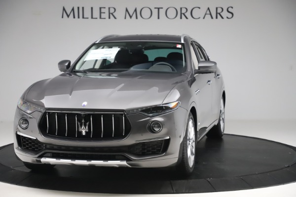 New 2020 Maserati Levante Q4 GranLusso for sale $87,885 at Bentley Greenwich in Greenwich CT 06830 1