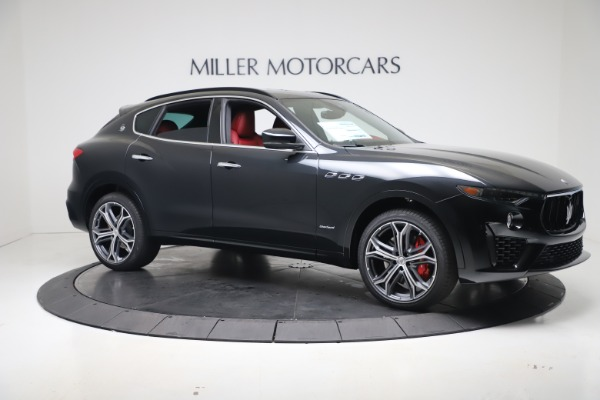 New 2020 Maserati Levante S Q4 GranSport for sale $103,585 at Bentley Greenwich in Greenwich CT 06830 10