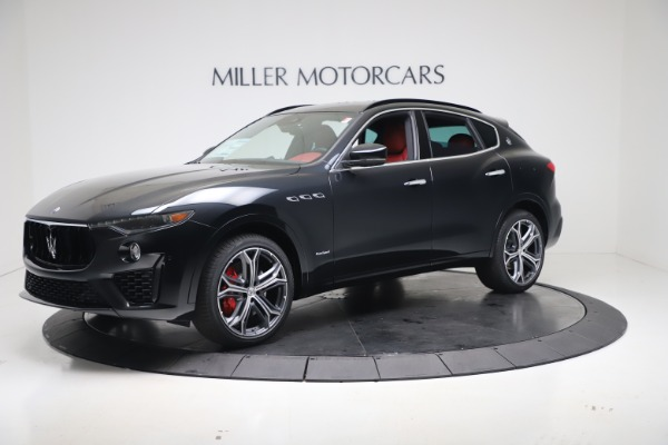 New 2020 Maserati Levante S Q4 GranSport for sale $103,585 at Bentley Greenwich in Greenwich CT 06830 2
