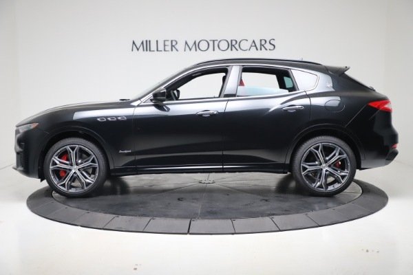 New 2020 Maserati Levante S Q4 GranSport for sale $103,585 at Bentley Greenwich in Greenwich CT 06830 3