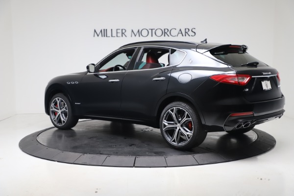 New 2020 Maserati Levante S Q4 GranSport for sale $103,585 at Bentley Greenwich in Greenwich CT 06830 4