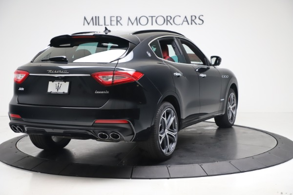 New 2020 Maserati Levante S Q4 GranSport for sale $103,585 at Bentley Greenwich in Greenwich CT 06830 7