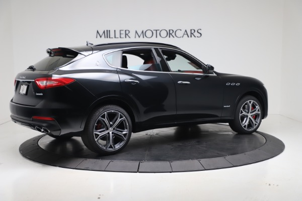 New 2020 Maserati Levante S Q4 GranSport for sale $103,585 at Bentley Greenwich in Greenwich CT 06830 8