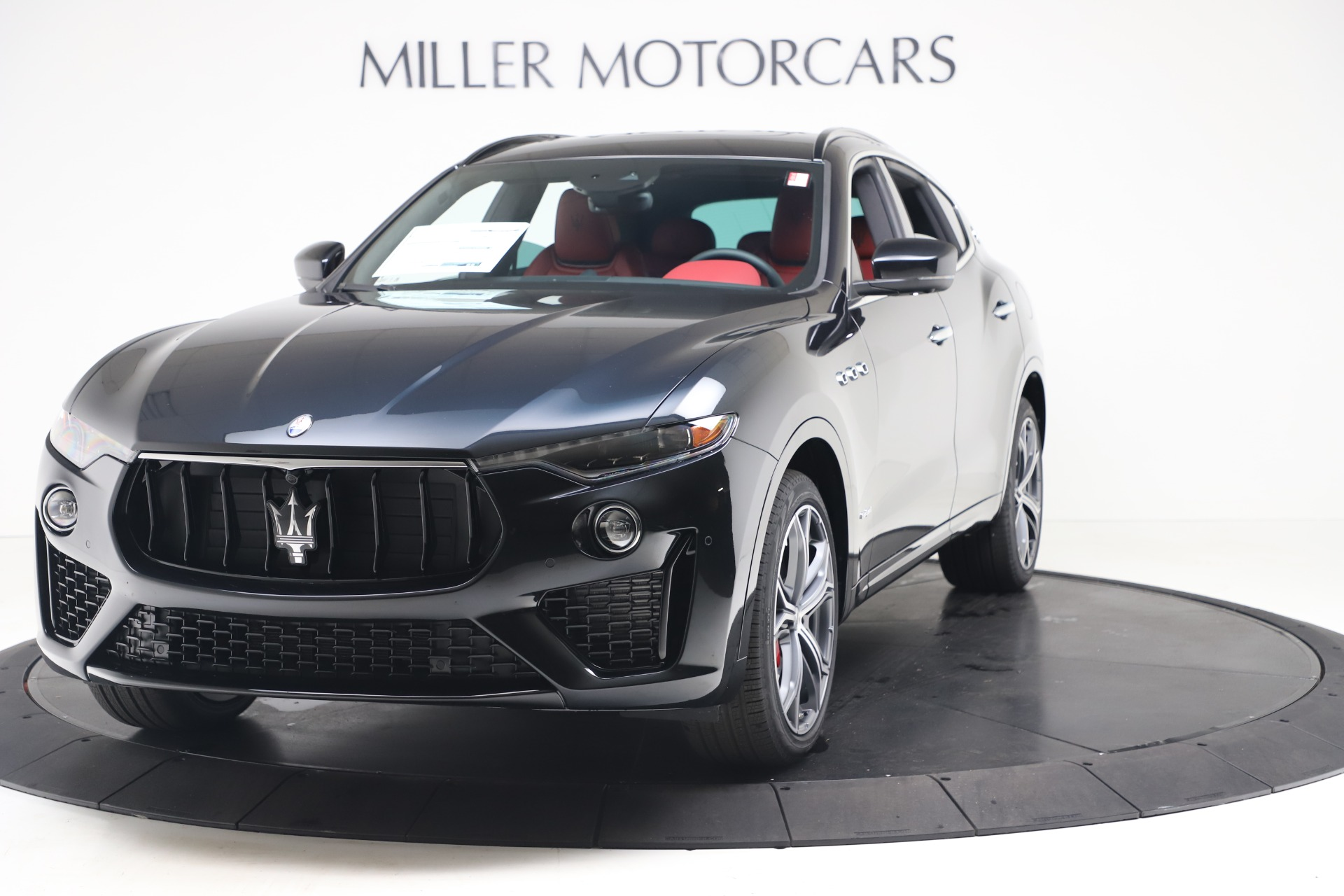 New 2020 Maserati Levante S Q4 GranSport for sale $103,585 at Bentley Greenwich in Greenwich CT 06830 1