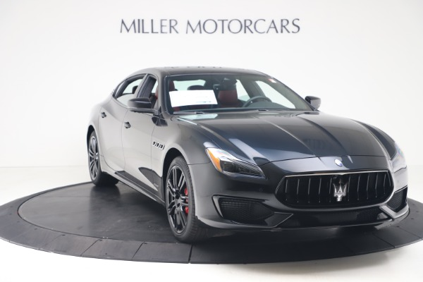 New 2020 Maserati Quattroporte S Q4 GranSport for sale $122,485 at Bentley Greenwich in Greenwich CT 06830 10