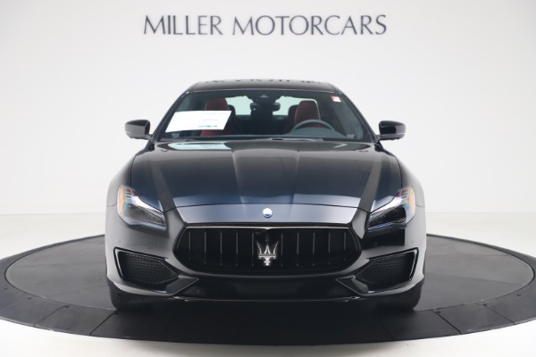 New 2020 Maserati Quattroporte S Q4 GranSport for sale $122,485 at Bentley Greenwich in Greenwich CT 06830 11