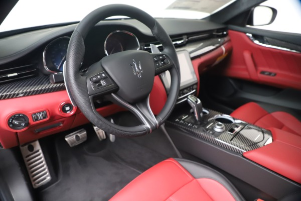 New 2020 Maserati Quattroporte S Q4 GranSport for sale $122,485 at Bentley Greenwich in Greenwich CT 06830 12