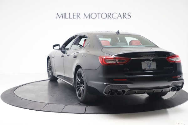 New 2020 Maserati Quattroporte S Q4 GranSport for sale $122,485 at Bentley Greenwich in Greenwich CT 06830 5