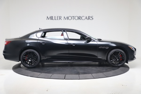 New 2020 Maserati Quattroporte S Q4 GranSport for sale $122,485 at Bentley Greenwich in Greenwich CT 06830 8