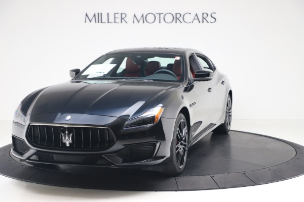 New 2020 Maserati Quattroporte S Q4 GranSport for sale $122,485 at Bentley Greenwich in Greenwich CT 06830 1