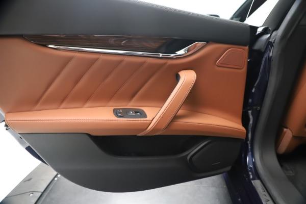 New 2020 Maserati Quattroporte S Q4 GranLusso for sale $117,935 at Bentley Greenwich in Greenwich CT 06830 21