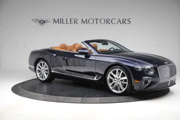 New 2020 Bentley Continental GTC W12 for sale $292,575 at Bentley Greenwich in Greenwich CT 06830 10