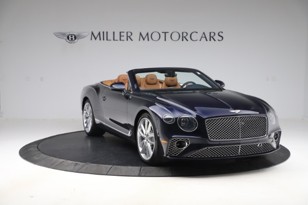 New 2020 Bentley Continental GTC W12 for sale Sold at Bentley Greenwich in Greenwich CT 06830 11
