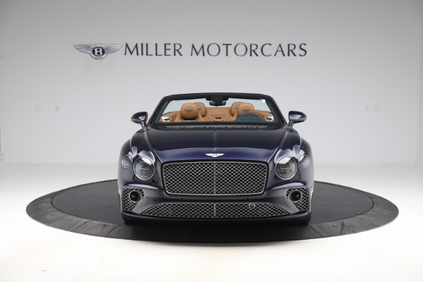 New 2020 Bentley Continental GTC W12 for sale Sold at Bentley Greenwich in Greenwich CT 06830 12