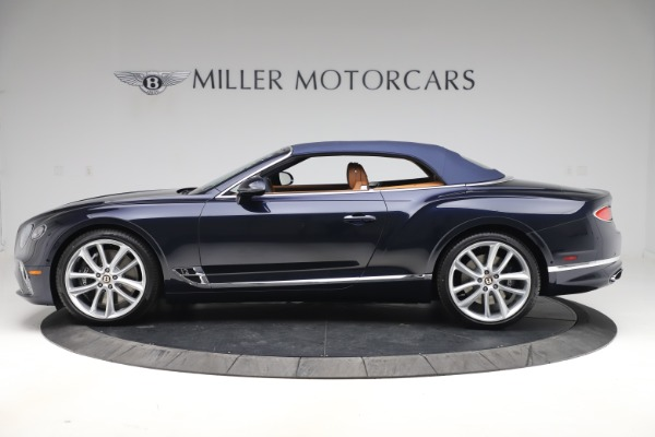 New 2020 Bentley Continental GTC W12 for sale $292,575 at Bentley Greenwich in Greenwich CT 06830 14