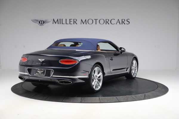 New 2020 Bentley Continental GTC W12 for sale $292,575 at Bentley Greenwich in Greenwich CT 06830 16
