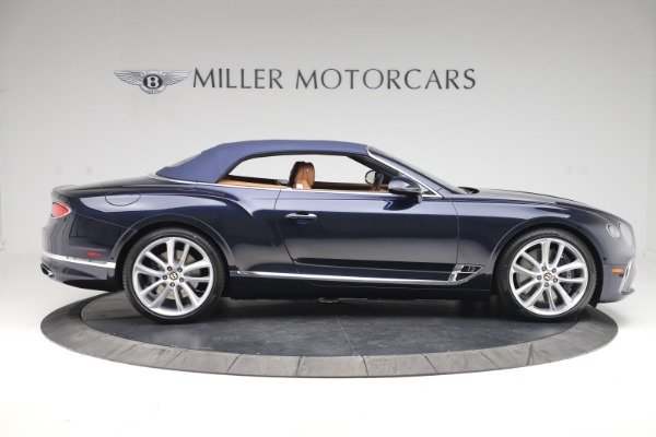 New 2020 Bentley Continental GTC W12 for sale Sold at Bentley Greenwich in Greenwich CT 06830 18