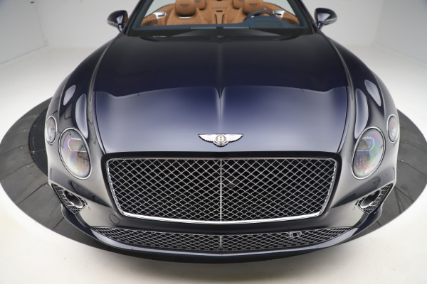 New 2020 Bentley Continental GTC W12 for sale Sold at Bentley Greenwich in Greenwich CT 06830 19
