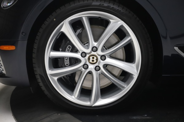 New 2020 Bentley Continental GTC W12 for sale $292,575 at Bentley Greenwich in Greenwich CT 06830 21