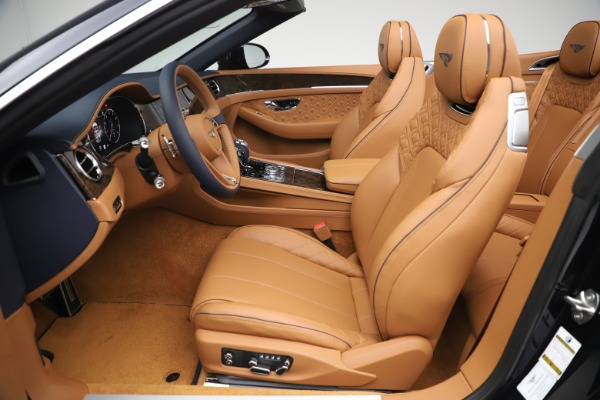 New 2020 Bentley Continental GTC W12 for sale Sold at Bentley Greenwich in Greenwich CT 06830 25
