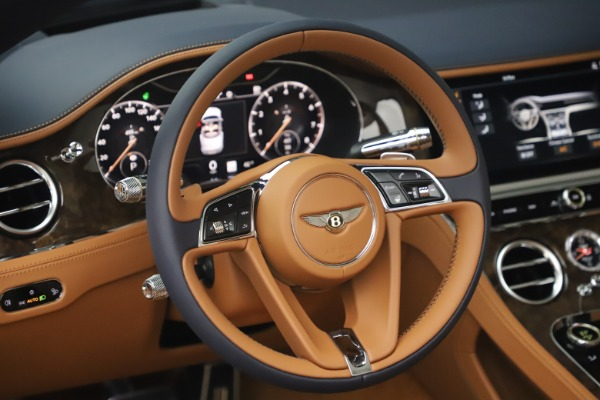 New 2020 Bentley Continental GTC W12 for sale Sold at Bentley Greenwich in Greenwich CT 06830 27