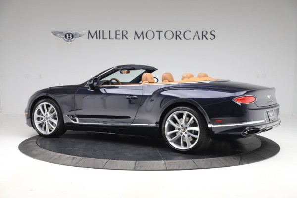 New 2020 Bentley Continental GTC W12 for sale $292,575 at Bentley Greenwich in Greenwich CT 06830 4