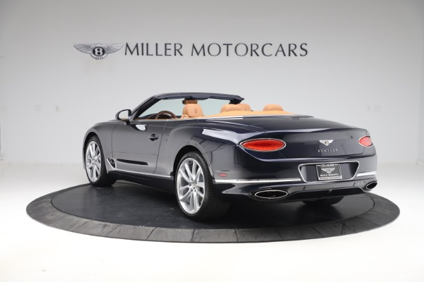 New 2020 Bentley Continental GTC W12 for sale $292,575 at Bentley Greenwich in Greenwich CT 06830 5