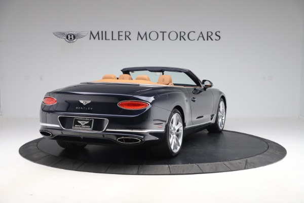 New 2020 Bentley Continental GTC W12 for sale $292,575 at Bentley Greenwich in Greenwich CT 06830 7